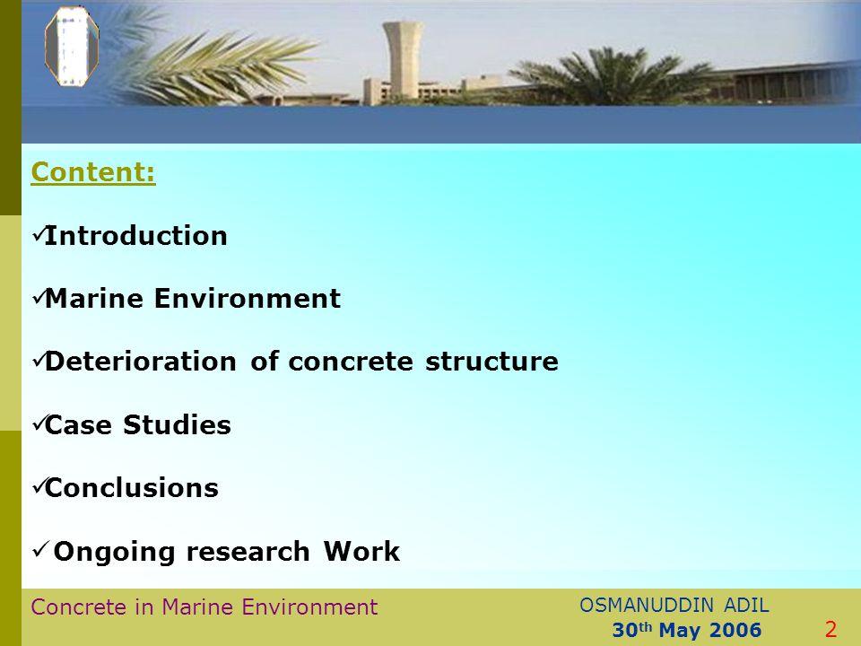 Marine structures ppt.