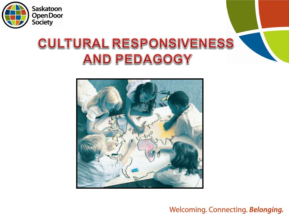 Culturally Responsive Pedagogy Is Situated In A Framework That