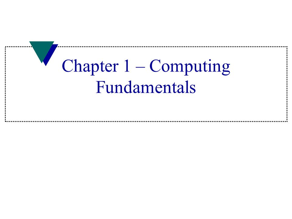 computer fundamental Software - computer programs and related data that provide the instructions for telling computer hardware what to do and how to do it hardware and software have a symbiotic relationship, this means that without software hardware is very limited and without hardware, software wouldn't be able to run.