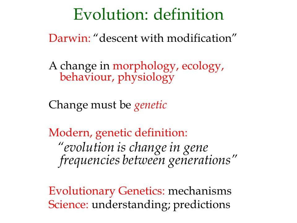 What is Evolution? Produces biological diversity - DNA sequence variation - Bacteria - Flowering plants - Sexual selection in birds - Human species BIOL ppt download