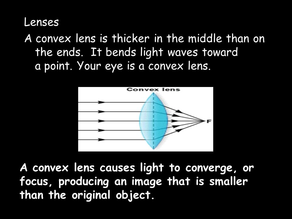 Using Mirrors and Lenses Two examples for mirrors: 1) A periscope 2) A car headlight