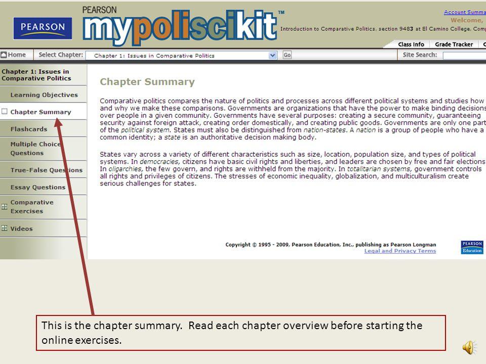 Log onto: Click on Political Science ppt download