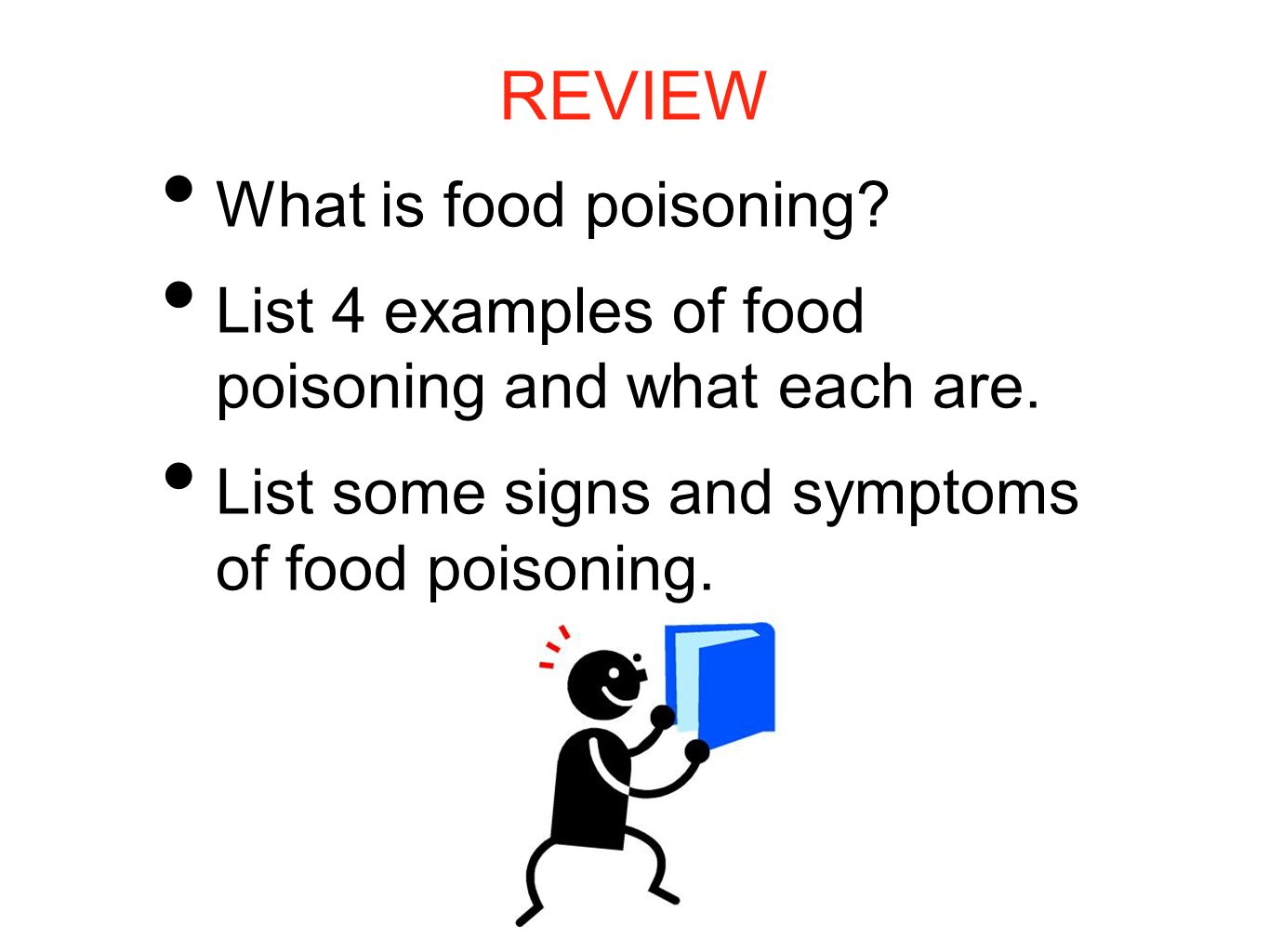 Meal Planning Food Poisoning Kelli Jernigan What Makes A Meal