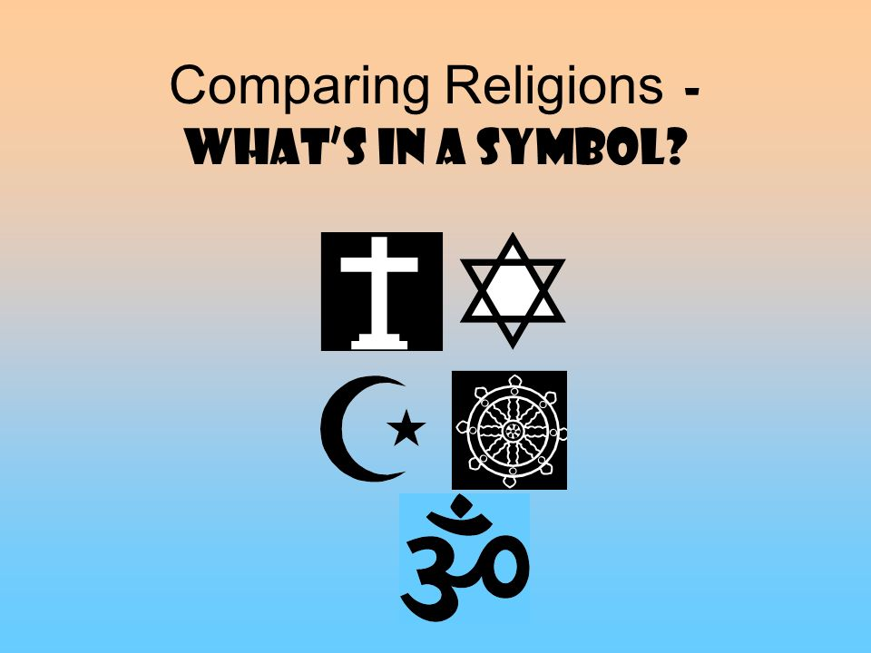 islam christianity judaism comparison