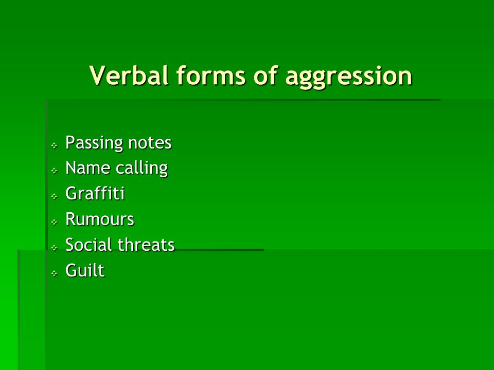 should businesses use aggressive forms of Passive aggressive behavior and domestic abuse, how are they related this article explains the relationship between the two passive aggressive behavior: a form of covert abuse use i statements and not you statements more than likely you will get a more productive response from.