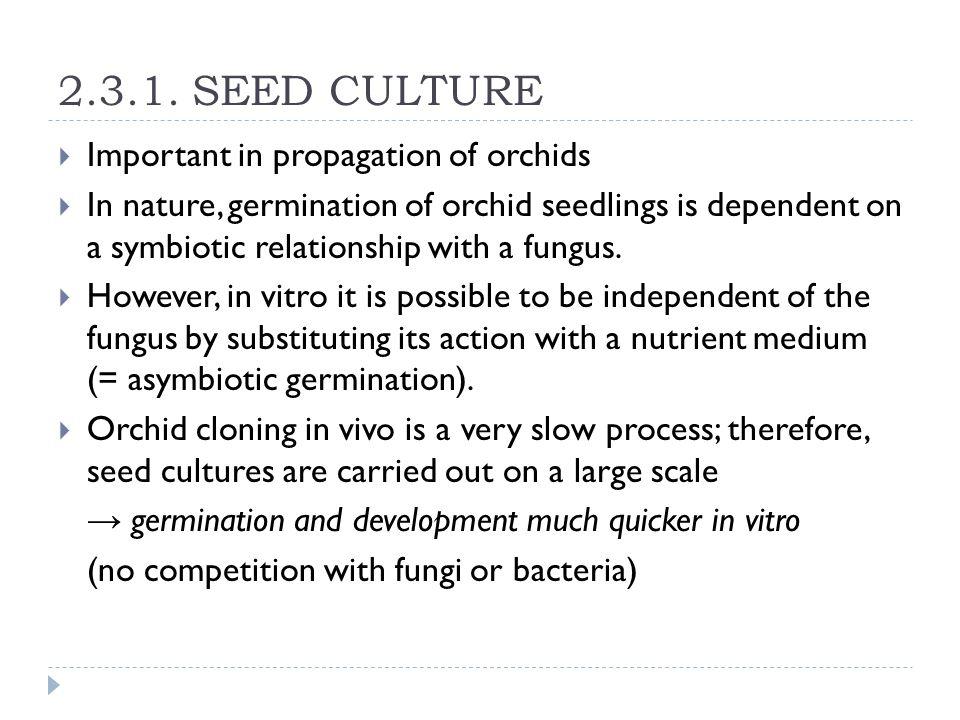 Application of plant tissue culture/ micro-propagation.