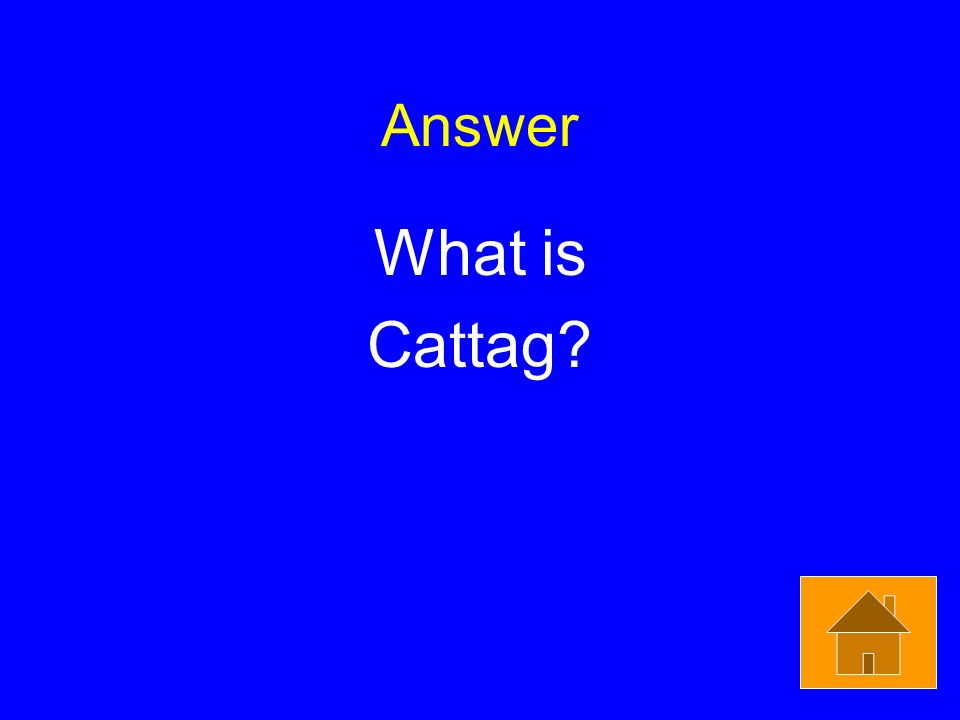 Answer What is Cattag