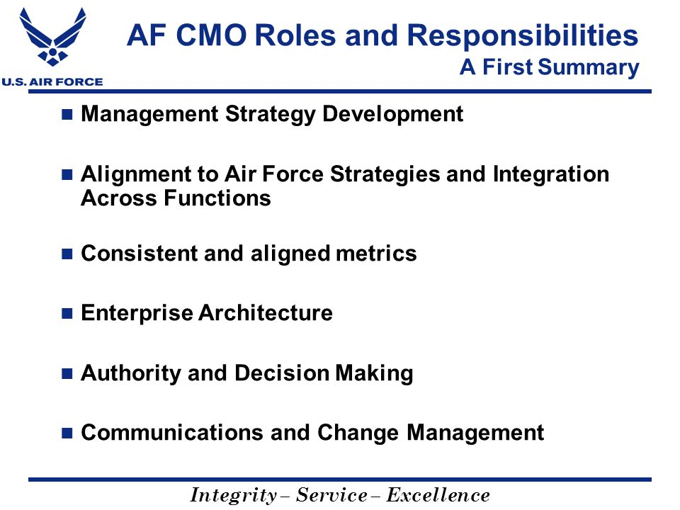 enterprise it as a service air force
