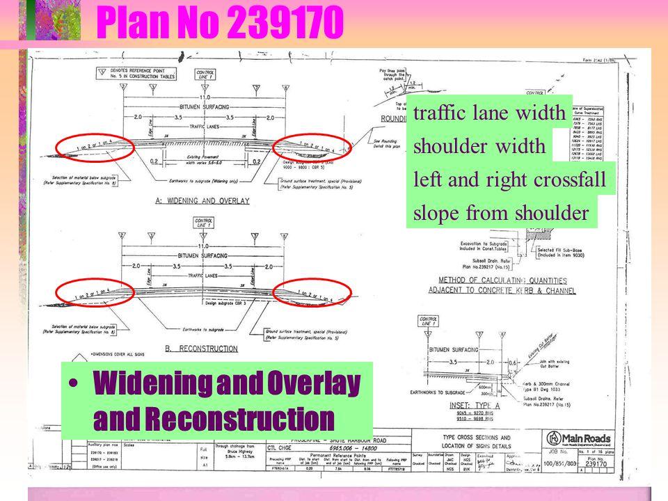 E4014 Construction Surveying Road Construction Plans  - ppt