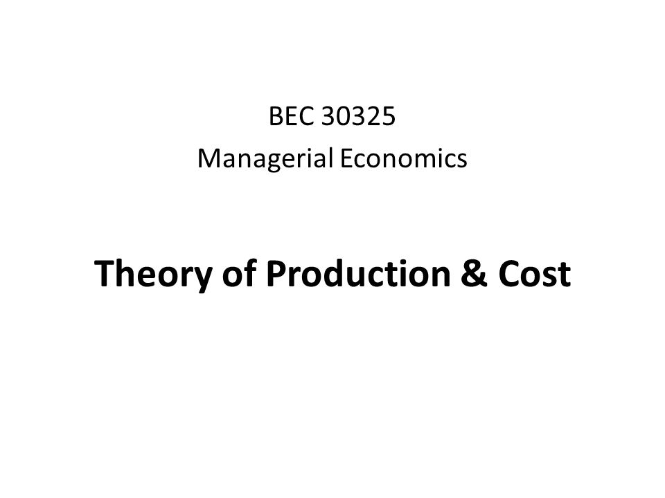chief characteristics of managerial economics Characteristics of business economics the following characteristics of business economics will indicate its nature: 1 micro economics: managerial economics is micro economic in character this is so because it studies the problems of an individual business unit.