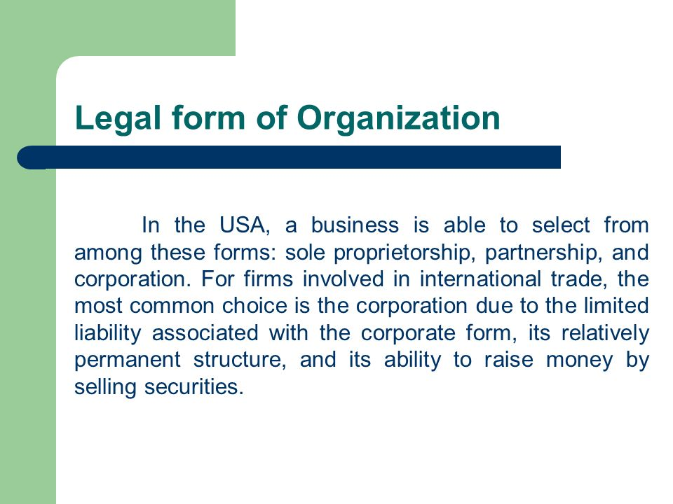 chapter 5 legal environment chapter outline multiplicity of legal