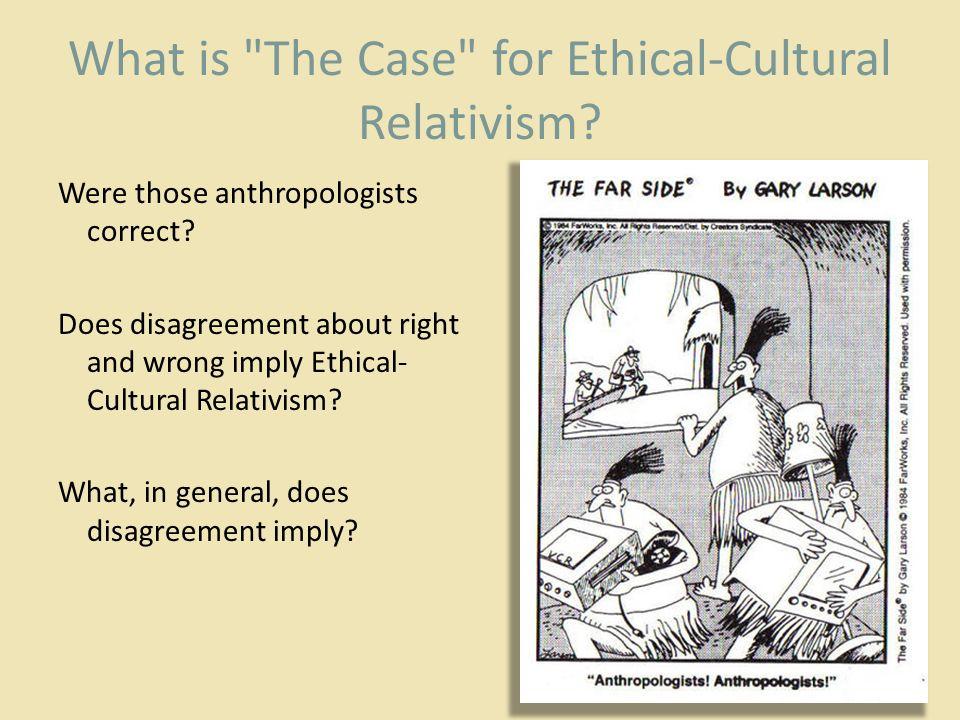 cultural relativism ethics