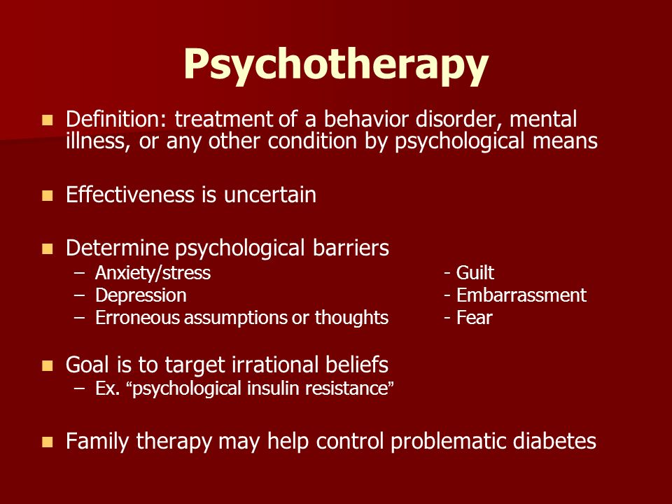 psychological barriers definition