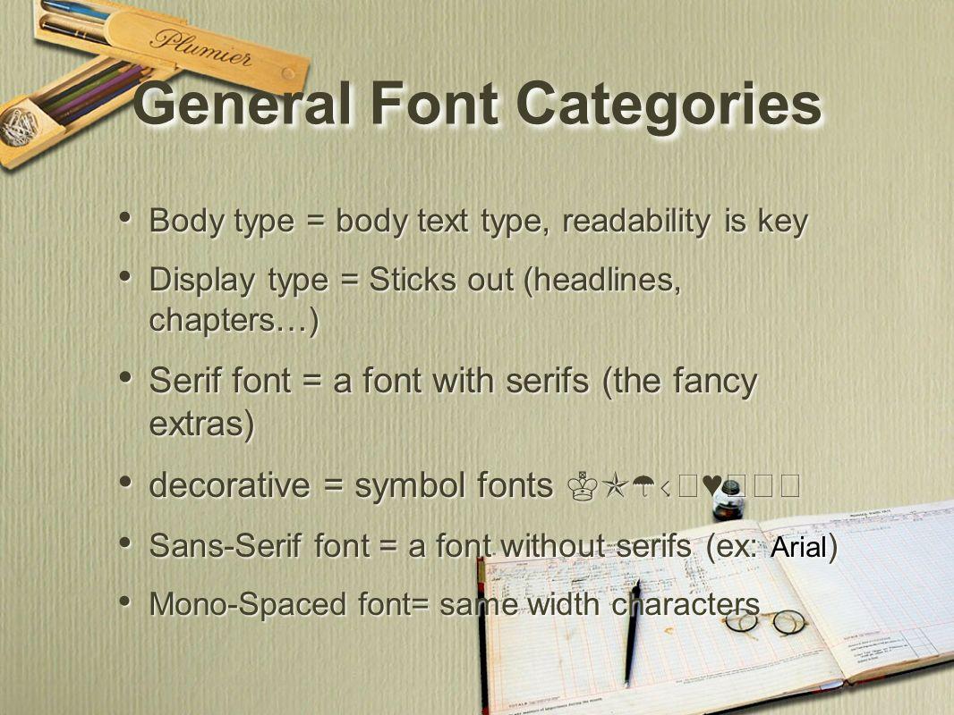 Fancy Space Fonts