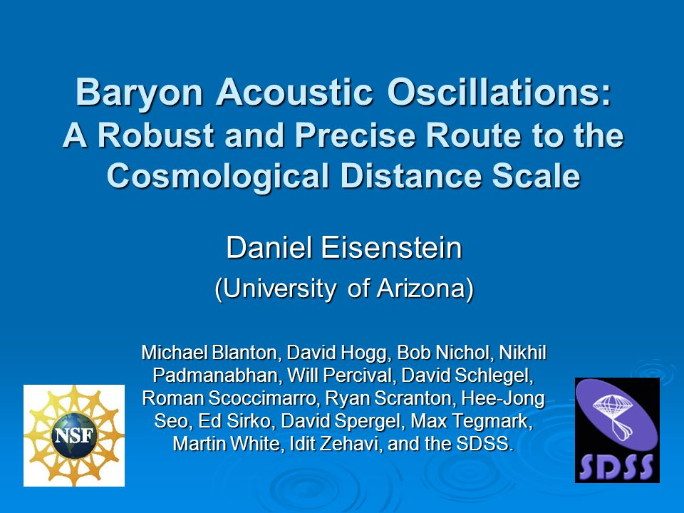Baryon Acoustic Oscillations: A Robust and Precise Route to