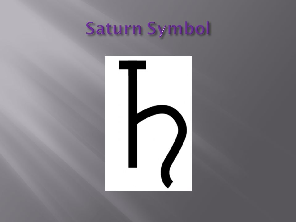 Made By Luke Pai Saturn Was Named After The Roman God Of
