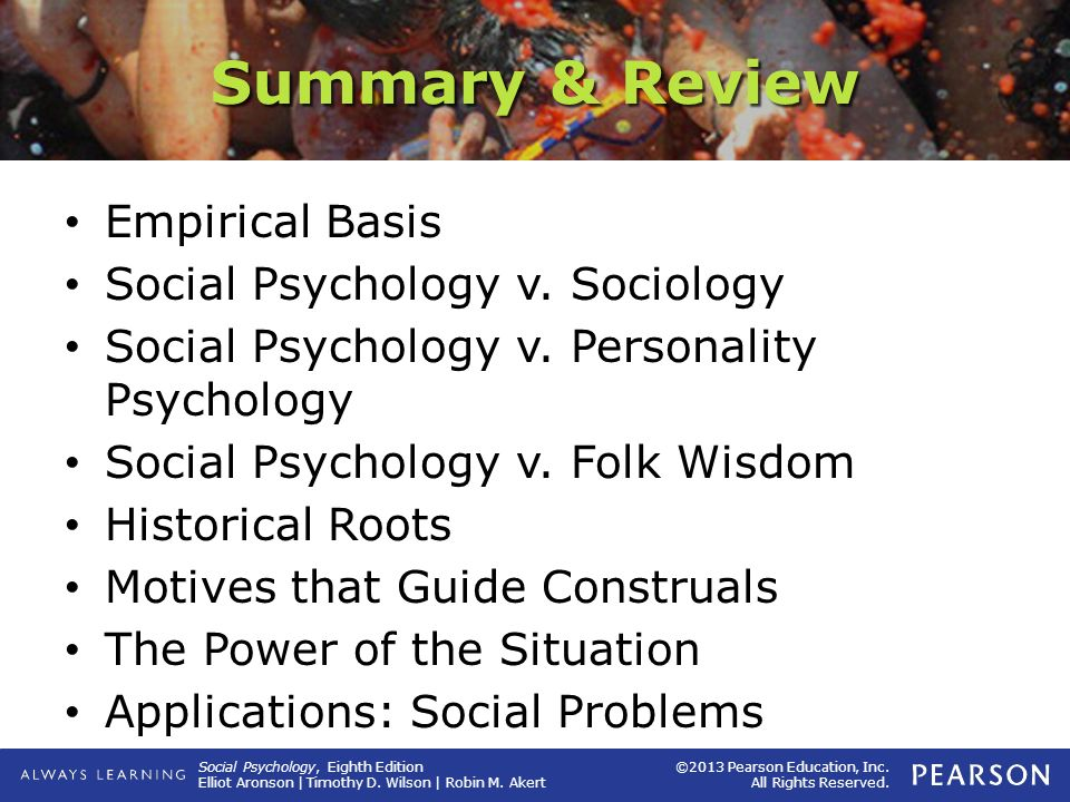 historical roots of social psychology