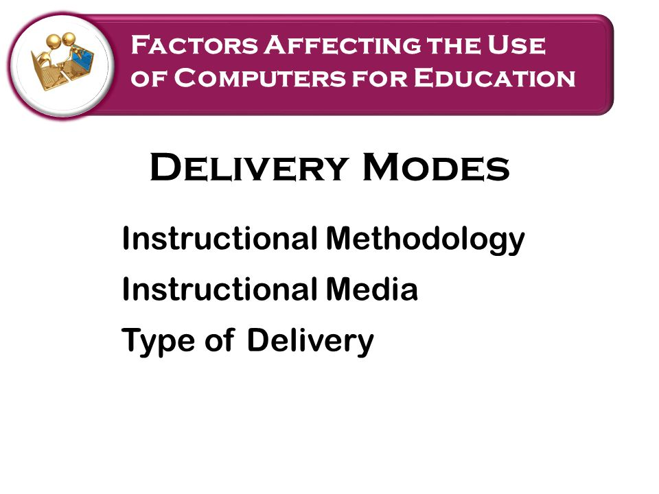 Computers For Education Ferdinand B Pitagan Phd Factors Affecting