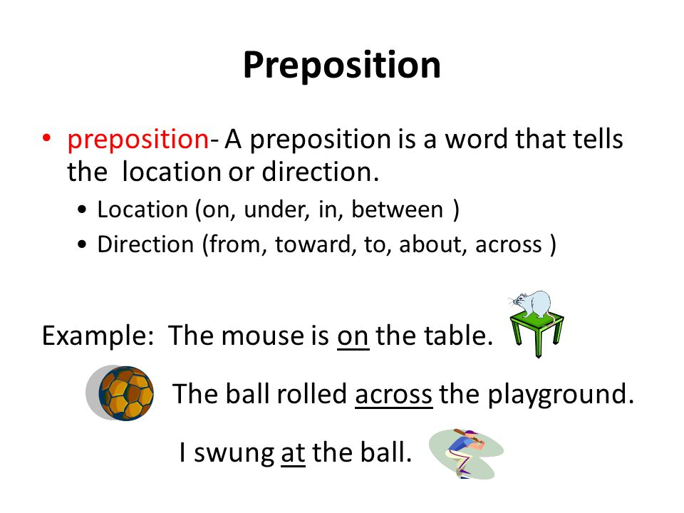 Learning Objective Today We Will Identify And Use Prepositional