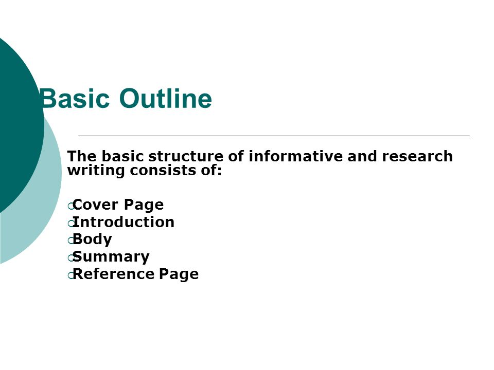 research paper structure outline A good outline can make conducting research and then writing the paper very efficient your outline page must include your sample outline #3 title: common sense and its impact on american political thought thesis: thomas paine's common sense articulated the anti-british sentiments of.