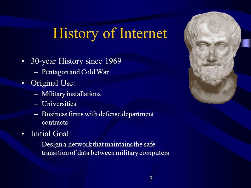 history of internet pdf