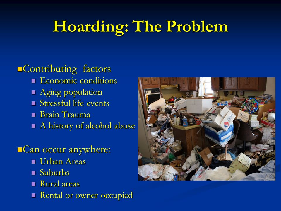 HOARDING Tackling the Broader Issues The Task Force Approach ...