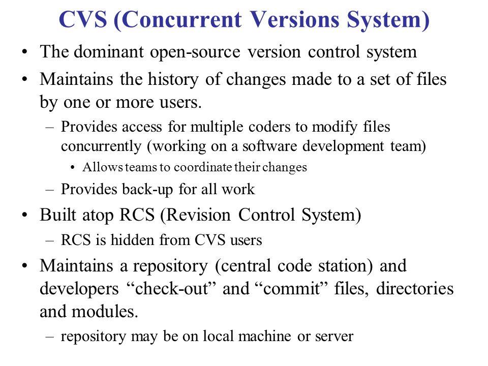 cse 219 computer science iii cvs ppt download