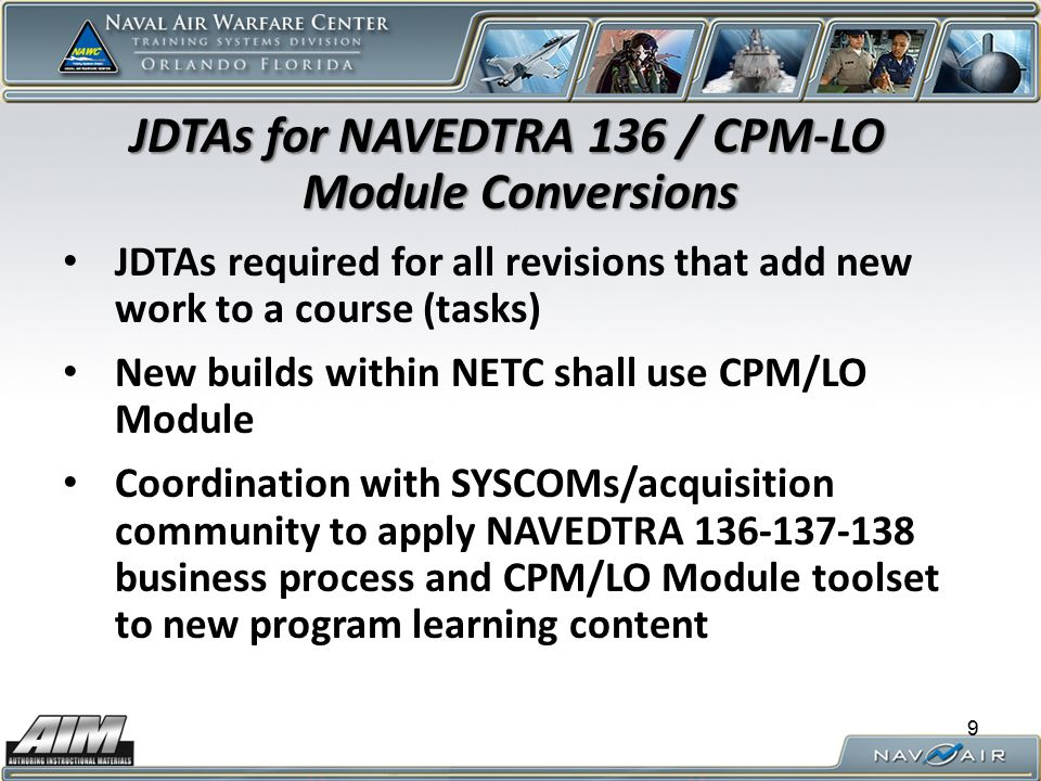 netc n7 update to aim frb netc n7 update to aim frb mike mosley rh slideplayer com NAVEDTRA List Naval Education and Training Manuals