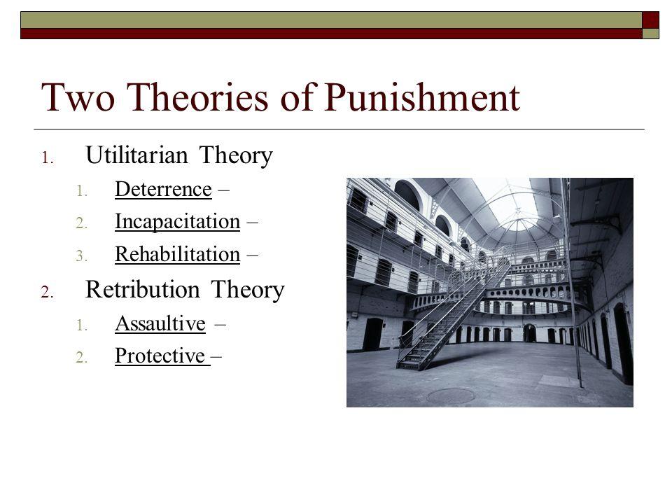 utilitarian theory of punishment pdf
