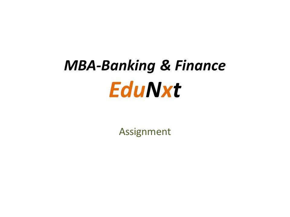 edunxt assignment