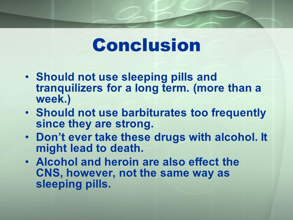 Sleeping Pills – Tranquilizers – Barbiturates By: Ngoc Giang Chem