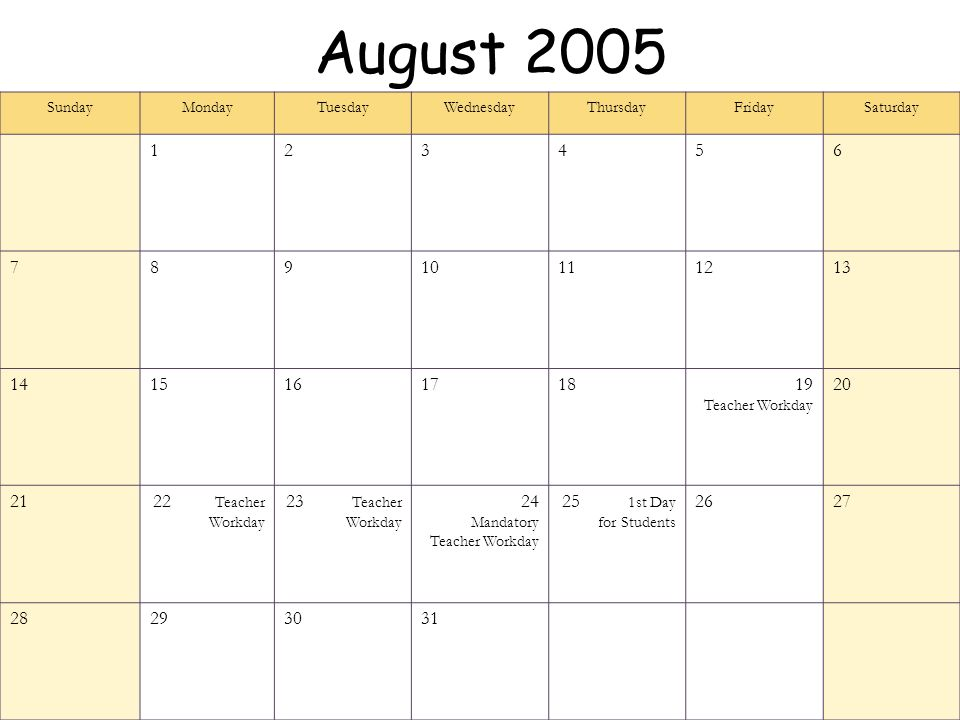 you can print this calendar to use as an appointment calendar or as