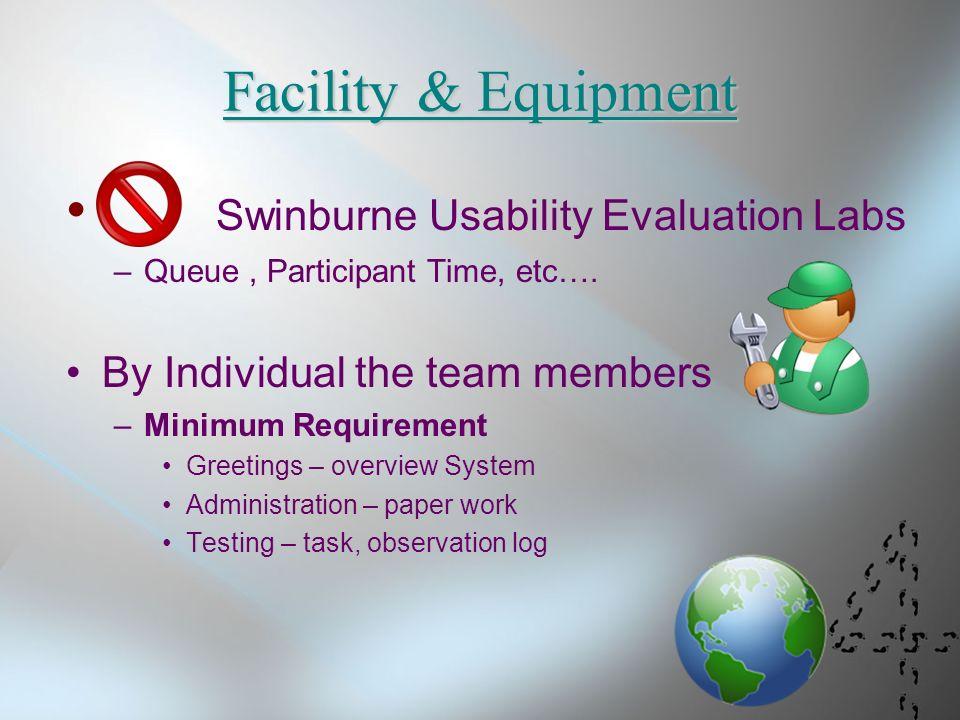 5 Facility