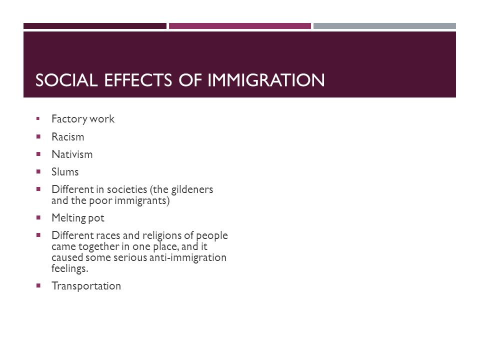 HISTORY OF IMMIGRATION  Colonial Immigration: 17 th and 18 th centuries  Old Immigration: Mid-19 th century  New Immigration: Late 19 th and early 20 th centuries