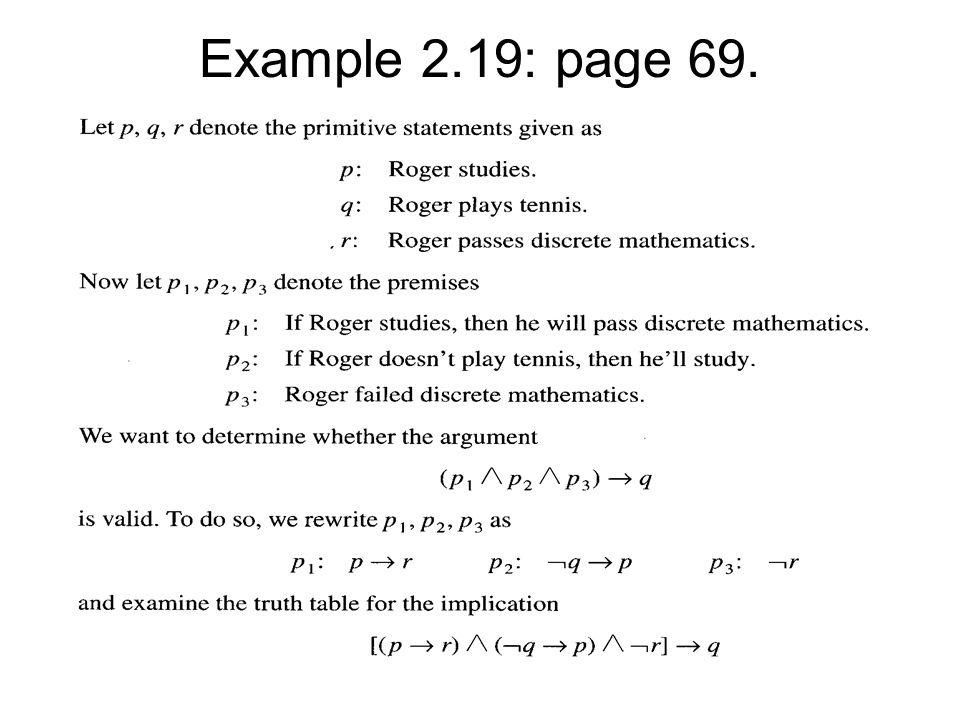 Discrete structures cs ppt video online download.