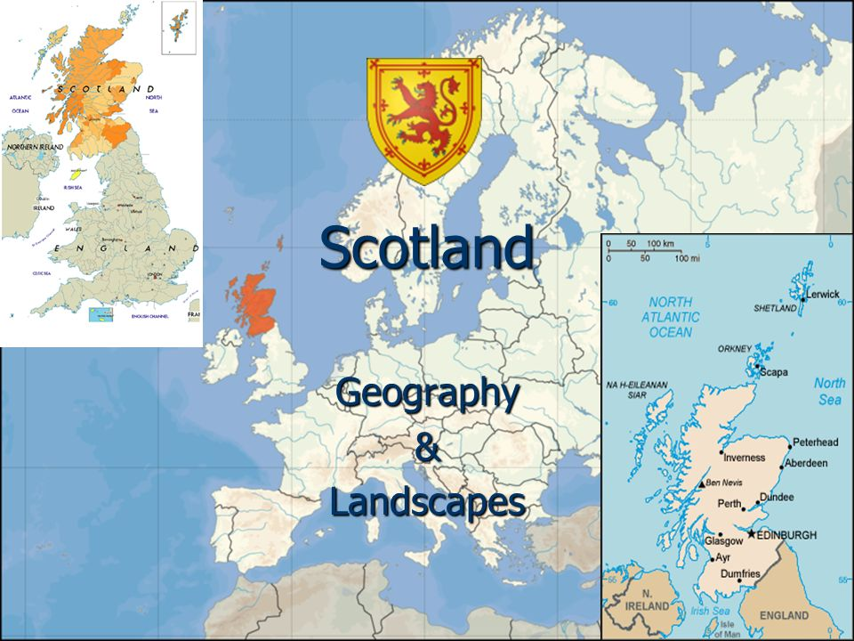Scotland Geography Landscapes Scotland Identity Scotland Is Located