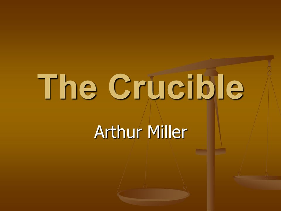 the innocence of john proctor in the crucible by arthur miller At the end of the play, before john proctor's execution, there is mention of twelve who have already been hung for witchcraft and seven others in prison sentenced to hang not all those who died.