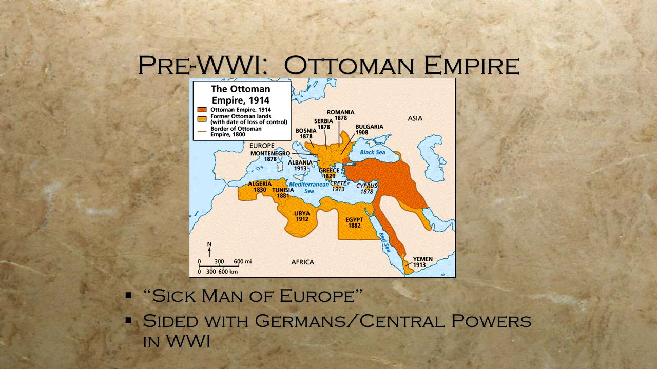 Partitioning The Middle East Post Ww1 Present Pre Wwi Ottoman