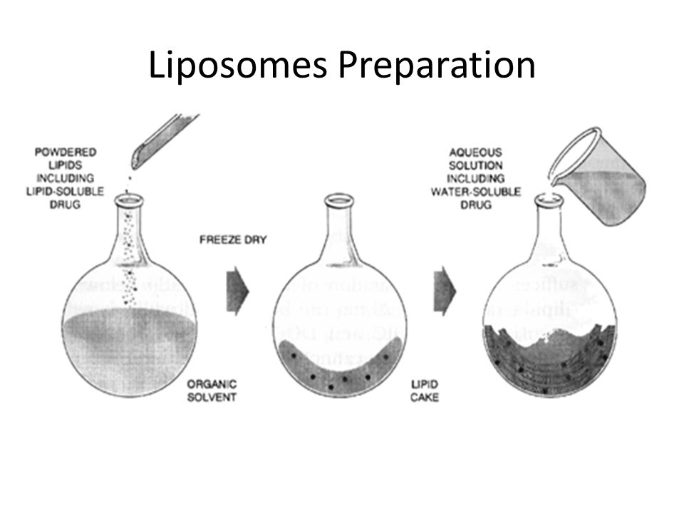 Liposomes a novel drug delivery system.