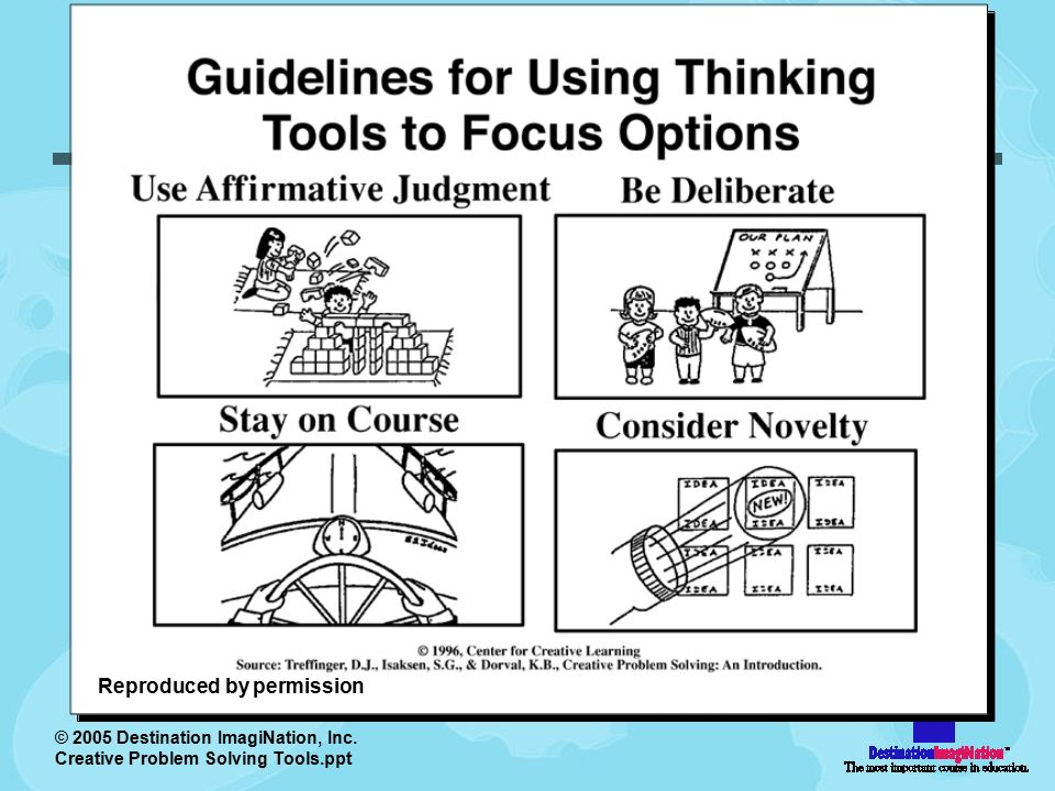 problem solving tools ppt