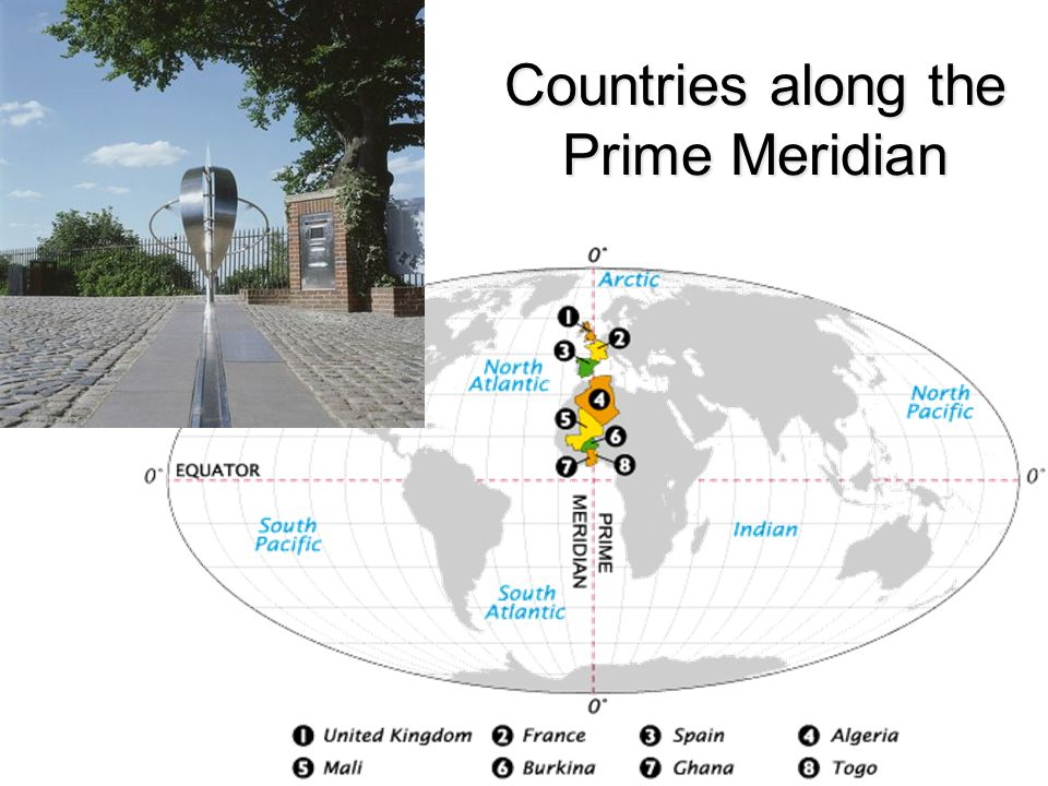 Marvelous 8 Countries ...