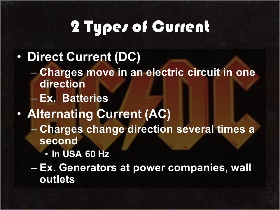 Luxury Electric Current Usa Images - Schematic Diagram Series ...
