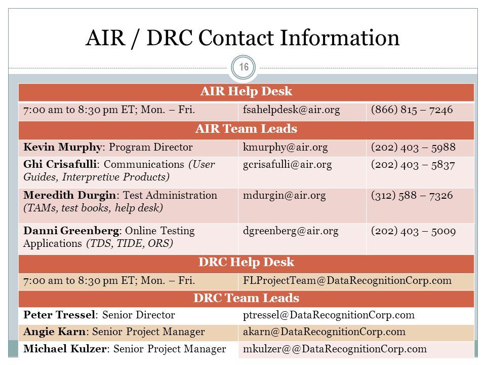 1 test information distribution engine tide ppt download rh slideplayer com Online User Guide Example User Guide