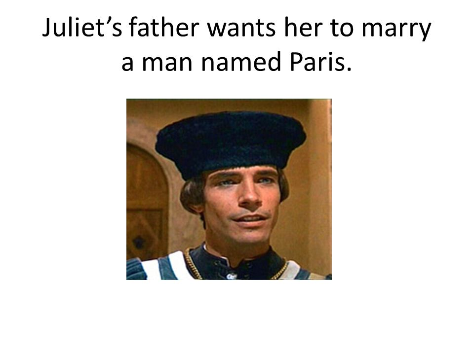 juliets father