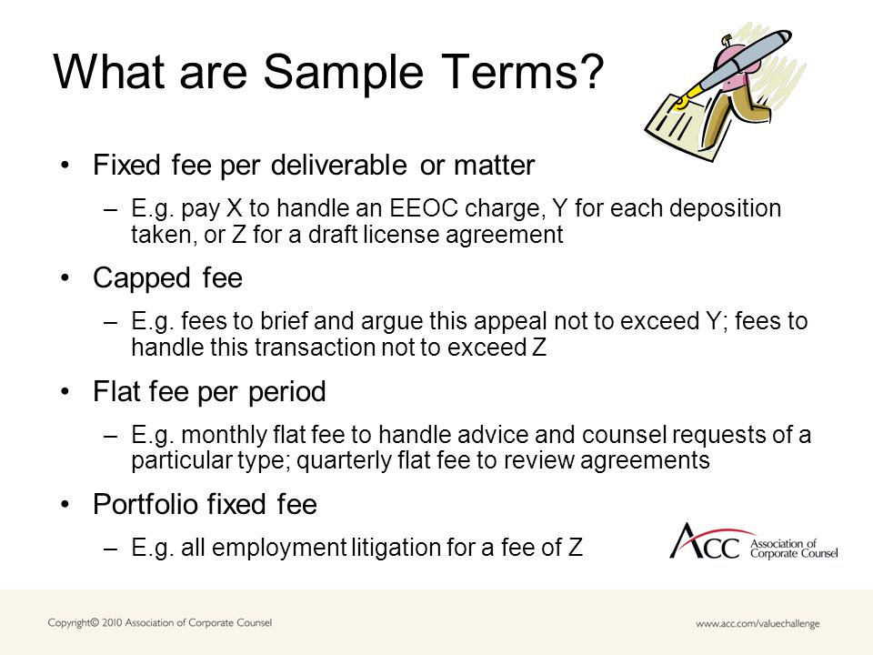 Value Based Fee Structures How Can They Help Us Ppt Download