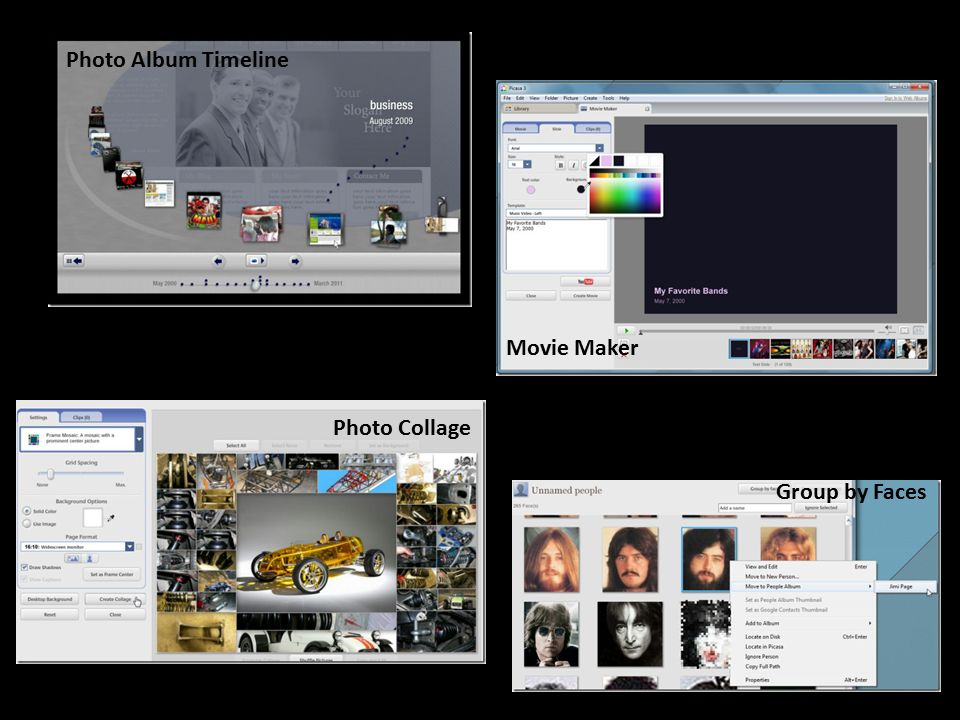 PicasaPicasa Angie Puls Bus111  What is Picasa? An image organizer