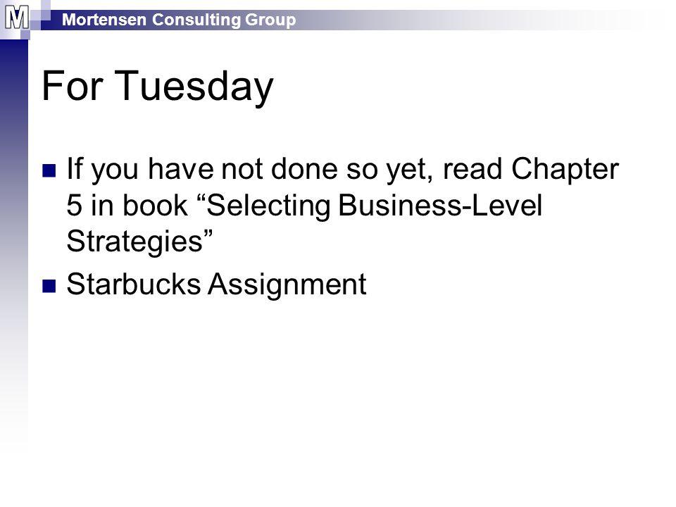 starbucks business level strategy