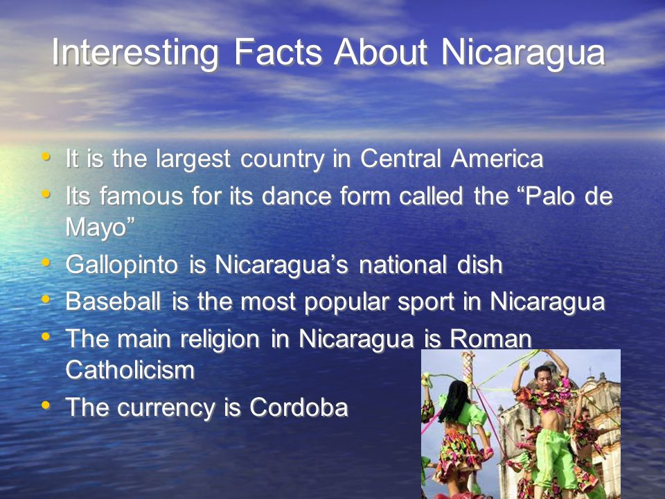 11 Interesting Facts About Nicaragua