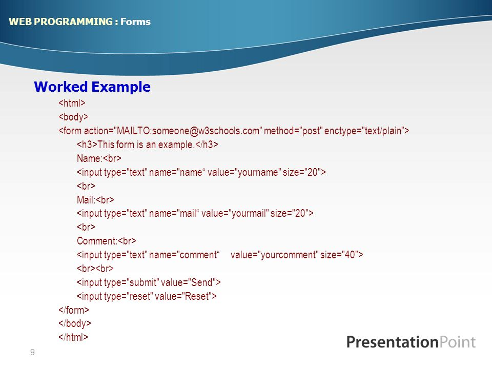 HTML : Forms, Frames Instructor: Mr  Ahmed Al Astal ITGD4104