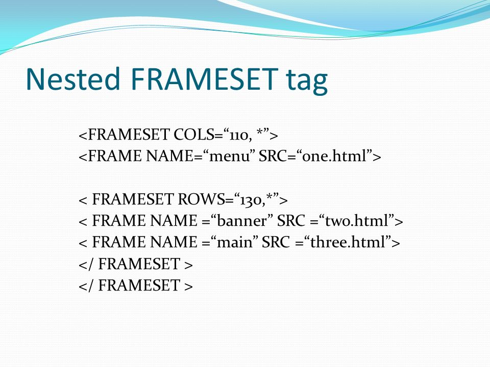 META tag META tag is the element in the HTML that interacts with the ...